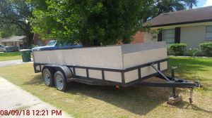 2015 UtilityTrailer 16' long. for Sale in Victoria, TX