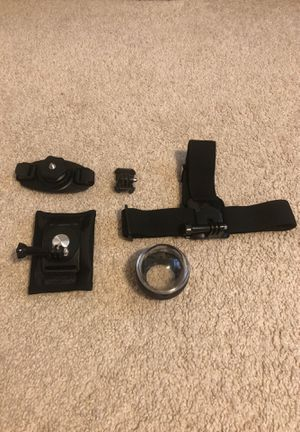 360 Fly Camera/GoPro Accessories for Sale in Woodhaven, MI