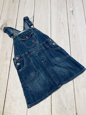 Denim OshKosh Overall Dress - size 5 for Sale in Eden, NC