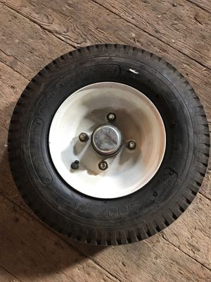 """New 480/400-8"""" tire wheel for Sale in Lititz, PA"""