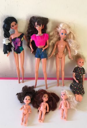Barbie doll set for Sale in Arcadia, CA