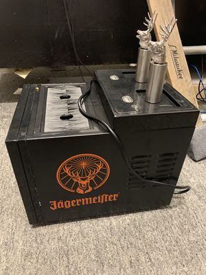 JAGERMEISTER COOLER MACHINE for Sale in Garden Grove, CA