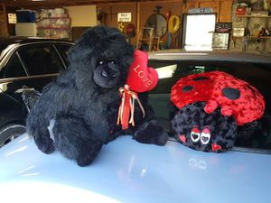 Gorilla and Beetle, Stuffed Toys for Sale in TX, US