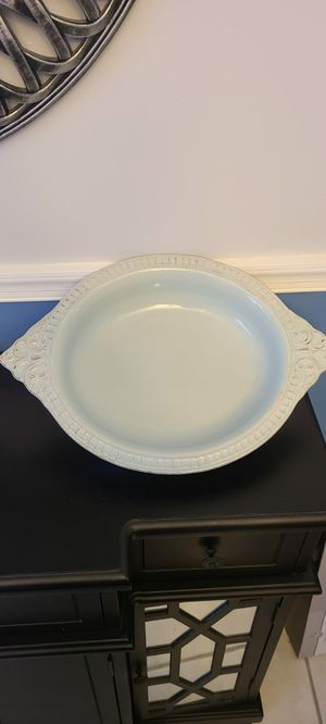 Green. Plate-bowl for Sale in Sunrise, FL