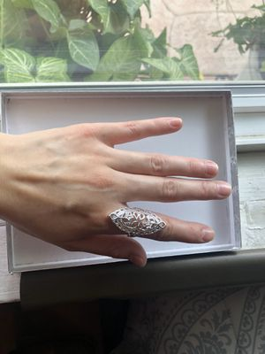 925 Sterling Silver Plated Ring Size 6 or 10 for Sale in Los Angeles, CA