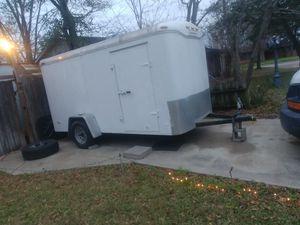 2009 Hallmark Cargo trailer 12x6 for Sale in College Station, TX