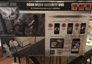 Night Owl security cameras for Sale in Morrow, GA