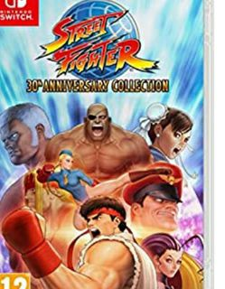 Nintendo Switch Street Fighter 30th Anniversary for Sale in Paramount,  CA