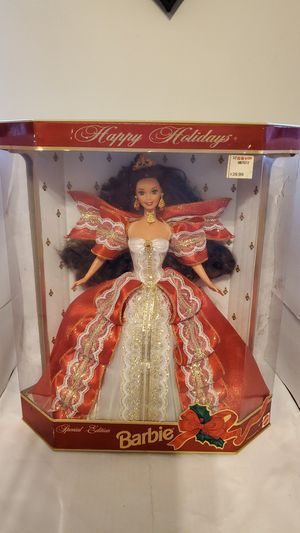 Happy Holidays Barbie for Sale in Washington, DC