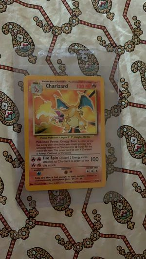 11999 HOlO Edition Charzard!!! EXTREMELY RARE! Mint condition for Sale in Turlock, CA