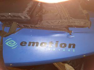 Emotion kayak for Sale in Charlotte, NC