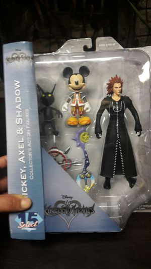 Kingdom Hearts collectable toys for Sale in Fresno, CA