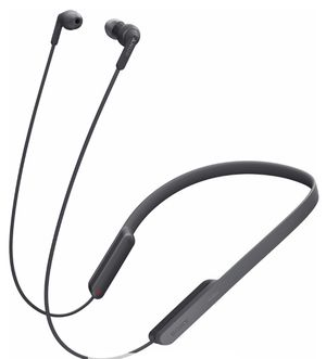 NEW IN BOX Sony EXTRA BASS Bluetooth Wireless In-Ear Headphones MDR-XB70BT Black for Sale in Dublin, OH
