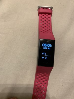 FitBit Charge 3 model FB409 for Sale in San Antonio, TX