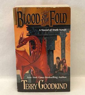 Blood of the Fold by Terry Goodkind paperback Sword of Truth book 3 for Sale in Phoenix, AZ