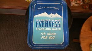 Old evervess Pepsi -cola tray for Sale in Sun City, AZ