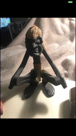 WOOD STATUES for Sale in Clifton, NJ