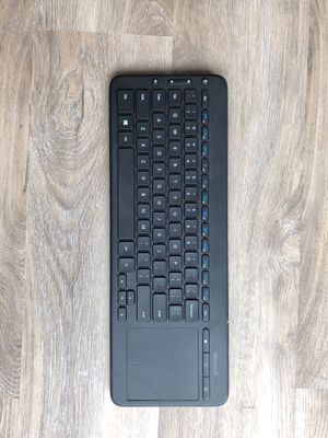 Microsoft All-in-One Media Wireless Keyboard Model 1632 for Sale in Baltimore, MD