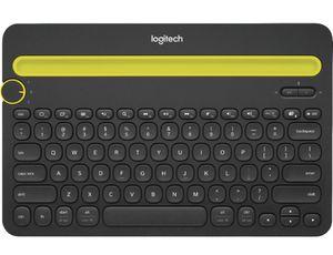 Logitech blue tooth wireless keyboard for Sale in Little Elm, TX