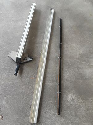 Delta table saw rails for Sale in Houston, TX