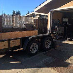 Utility Trailer for Sale in Hacienda Heights, CA