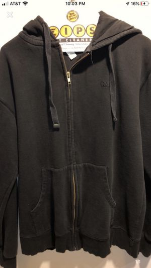 ALL BLACK AUDI HOODIE XL for Sale in NO POTOMAC, MD