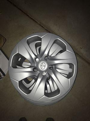 "17"" rims 5 lugs OEM Toyota for Sale in Riverside, CA"