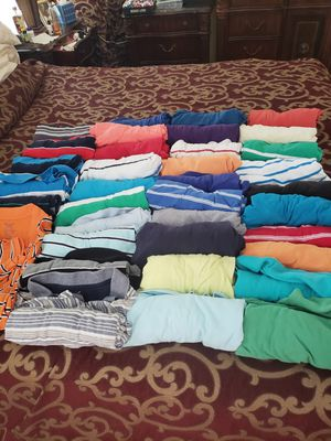 Big man clothes, 3XL polo shirts , pants and shorts for Sale in Land O' Lakes, FL