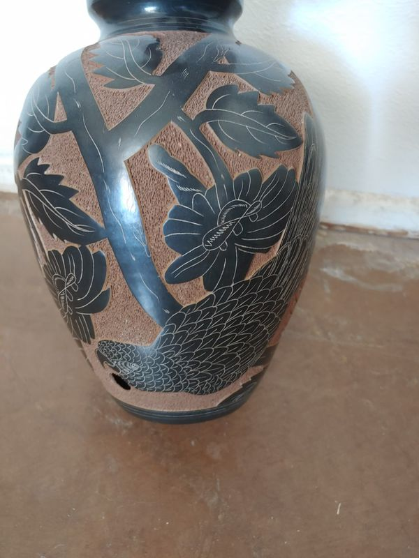 Decorative Pottery Vase