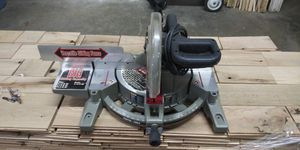 "Porter cable 12"" compound miter saw for Sale in Salt Lake City, UT"