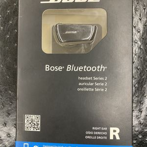 BOSE Bluetooth Headset Series 2 with Noise Rejecting Microphone - Right Ear Rare Discontinued model Best Extra Bass for Sale in Long Beach, CA