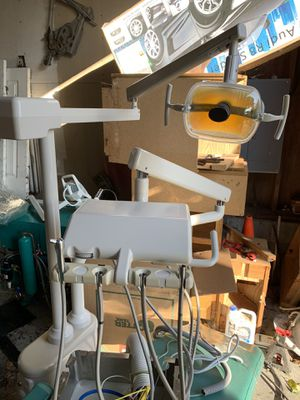 Dental chair with adec delivery unit for Sale in Bothell, WA