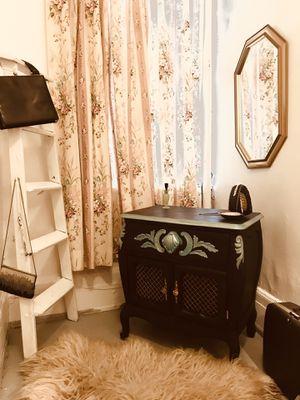 Vintage dresser nightstand vanity for Sale in Brooklyn, NY