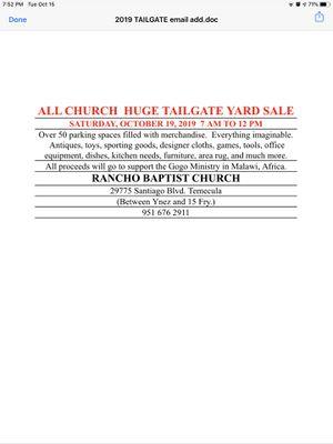 HUGE SALE!!!!!!!!! for Sale in Lake Elsinore, CA