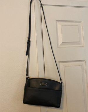 Kate spade black crossover purse for Sale in South El Monte, CA