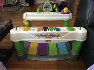 Fisher price step and play for Sale in Lincolnia, VA