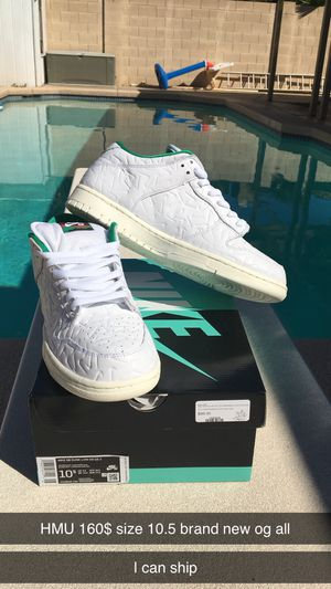 Nike Ben g dunks for Sale in Peoria, AZ