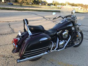 Kawasaki Vulcan VN1500-G1 Nomad Motorcycle for Sale in Elgin, IL