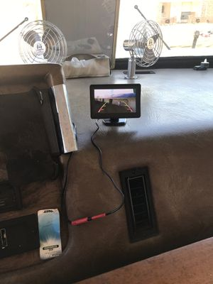 Backup camera for Motorhome or Auto for Sale in Bedford, TX