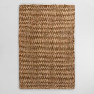 Natural Basket Weave Jute Rug for Sale in Chicago, IL