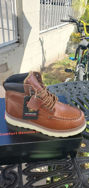 Work boots for men for Sale in Bell, CA