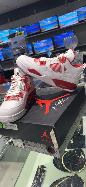 Nike Air Jordan 4 retro alternate 89 with size 13 for Sale in Orlando, FL