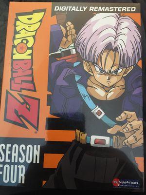 Dragon Ball Z - Season Four (New) for Sale in Kent, WA