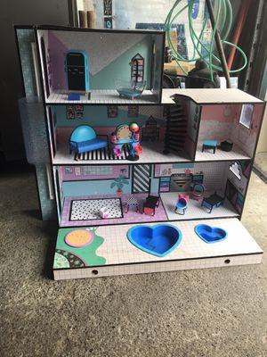 LOL doll house for Sale in Stoughton, MA