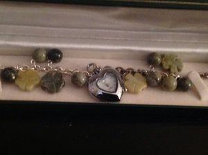 Irish charmed bracelet / watch for Sale in San Francisco, CA