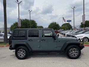 2015 Jeep Wrangler Unlimited for Sale in San Antonio, TX