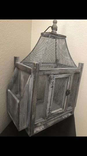 Bird cage for Sale in Rancho Cucamonga, CA