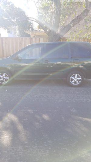 Mazda minivan MVP LX 2003 for Sale in Tracy, CA