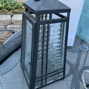 Candle Holder/ Lamp for Sale in Azusa, CA