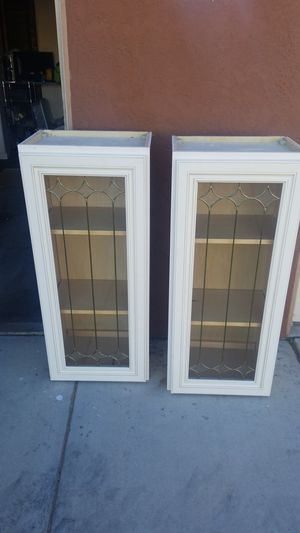 Wall cabinets for Sale in Hesperia, CA